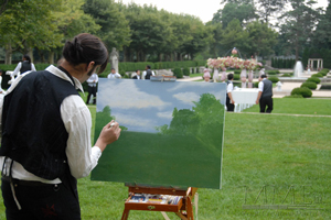 Event Painter and entertainer