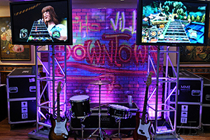 Bar and Bat Mitzvah Games available for rent including Rock Band!