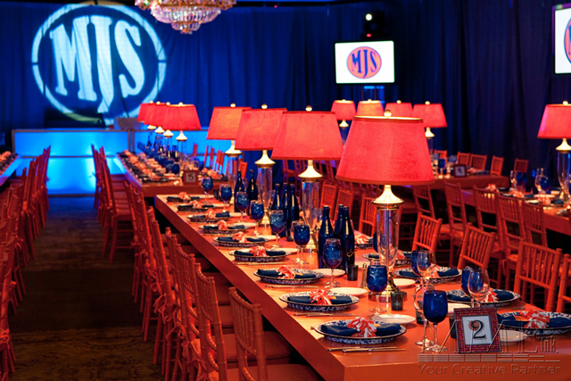 Bar and Bat Mitzvah custom Event Design and Planning