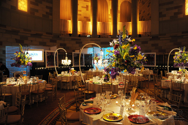 Gotham hall NYC event planning for Bar and Bat Mitzvahs