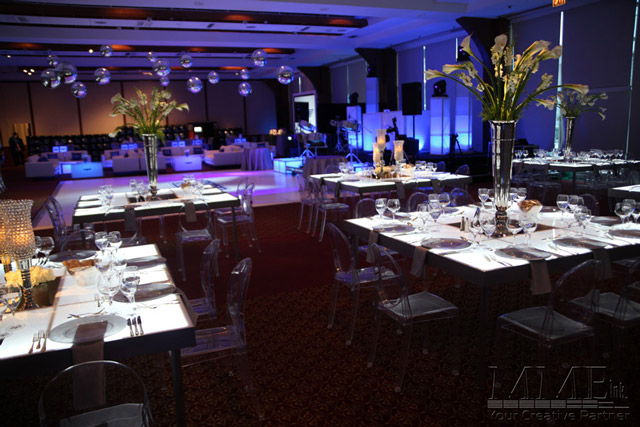 NYC Sweet sixteen event design, planning and production