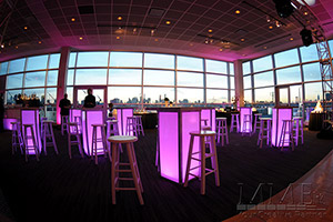 Sweet 16 Lounge furniture rentals in NYC