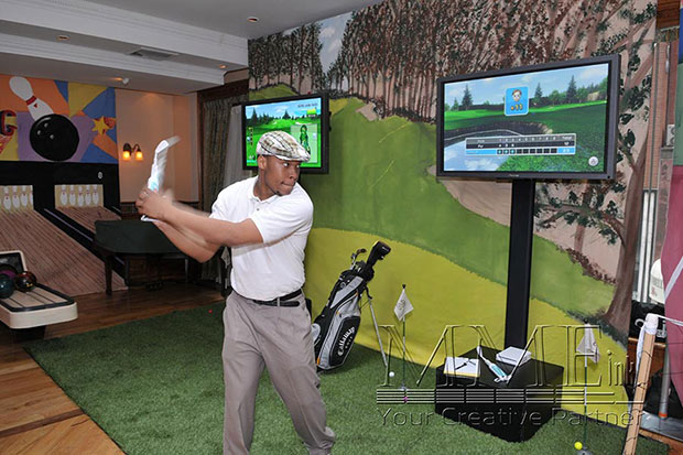 interactive wii golf game rental